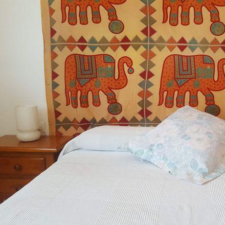 Rent this 1 bed apartment on Torremolinos in Casa de la Cizaña, ANDALUSIA