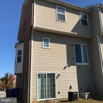Rent this 3 bed townhouse on Oyster Ct in Lusby, MD