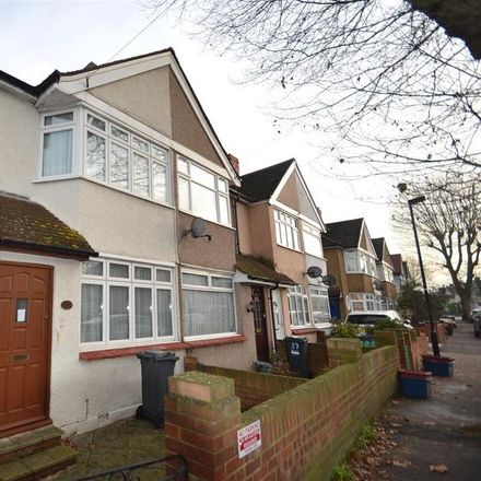 Rent this 2 bed house on Saxon Avenue in London TW13 5JN, United Kingdom