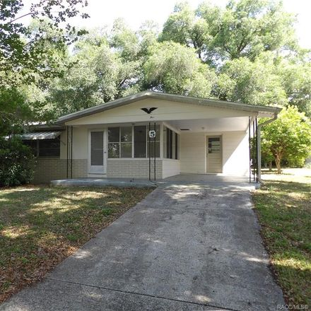 Rent this 2 bed house on 5 South Tyler Street in Beverly Hills, FL 34465