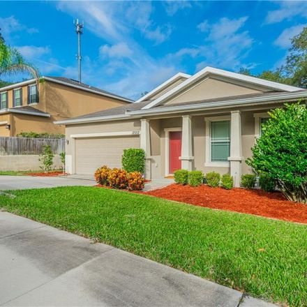 Rent this 3 bed house on McMullen Loop in Riverview, FL 33569