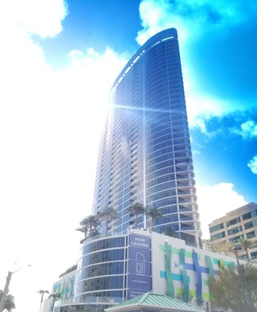 Rent this 2 bed apartment on 500 East Las Olas Boulevard in Fort Lauderdale, FL 33301