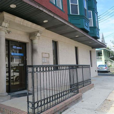 Rent this 1 bed apartment on Atlantic Avenue in Atlantic City, NJ 08401