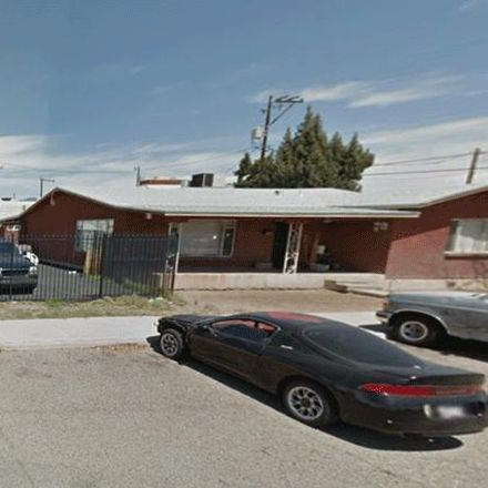 Rent this 4 bed house on East 20th Street in Tucson, AZ 85701