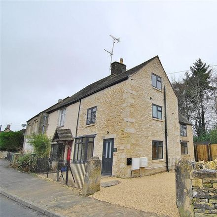 Rent this 3 bed house on Horsley Church of England Primary School in The Street, Stroud GL6 0PU