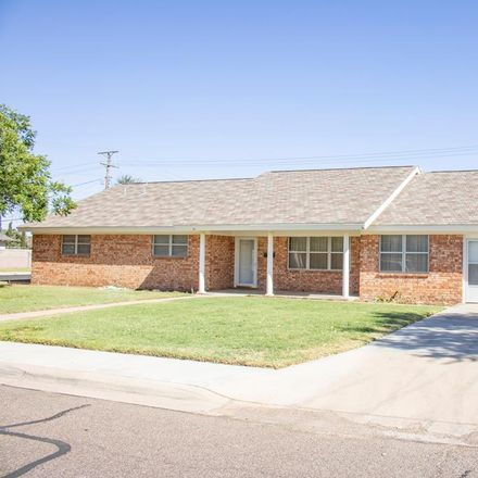 Rent this 5 bed house on 2501 West Dengar Avenue in Midland, TX 79705