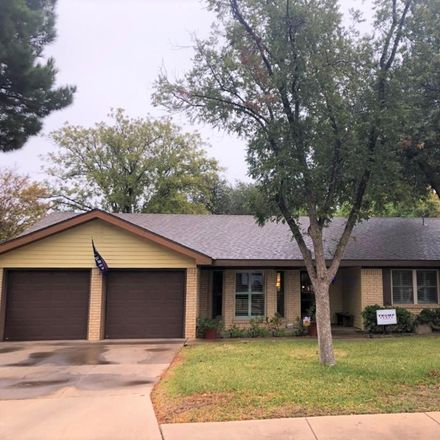 Rent this 3 bed house on 3321 Providence Drive in Midland, TX 79707