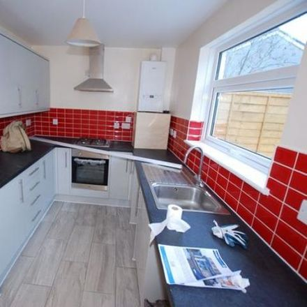 Rent this 4 bed house on 104 Standon Way in Bristol BS10, United Kingdom