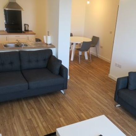 Rent this 1 bed apartment on Millennium Tower in The Quays, Salford M50 3SA;M50 3SB