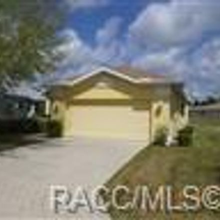 Rent this 3 bed house on 1847 W Crystal Mae Path in Lecanto, FL