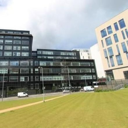 Rent this 1 bed apartment on The Herald Building in 145 Albion Street, Glasgow
