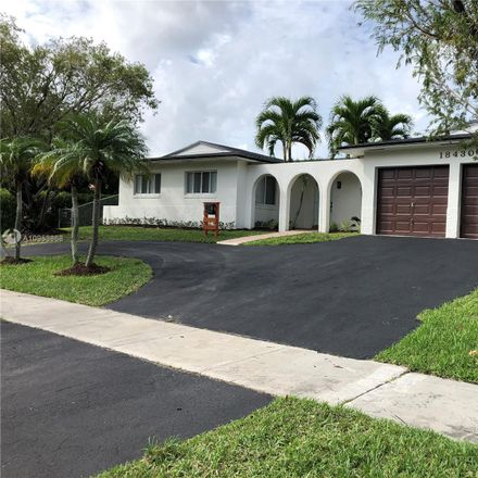 Rent this 3 bed house on 18430 Southwest 87th Avenue in Cutler Bay, FL 33157