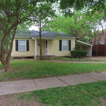 Rent this 2 bed house on Meadowbrook Dr in Garland, TX