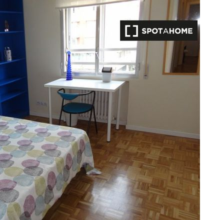 Rent this 7 bed apartment on Calle de Ángel Ganivet in 28, 28007 Madrid