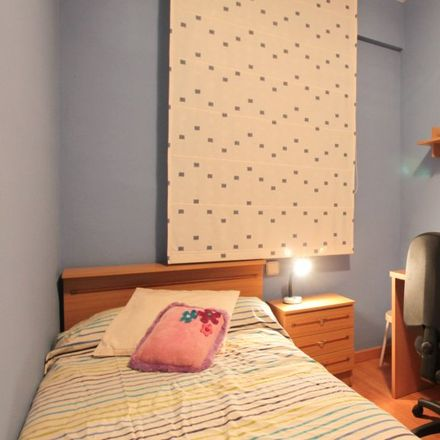 Rent this 1 bed apartment on Carrer de Berlín in 38, 48