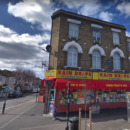Rent this 2 bed apartment on Calvary Charismatic Baptist Church in Vicarage Road, London E10