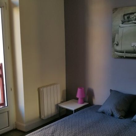 Rent this 1 bed apartment on 32 Rue d'Espagne in 64200 Biarritz, France