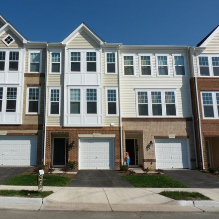 Rent this 3 bed townhouse on 43451 Rickenbacker Square in Ashburn, VA 20147