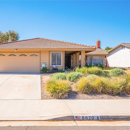 Rent this 4 bed house on 6620 Azusa Court in Jurupa Valley, CA 92509