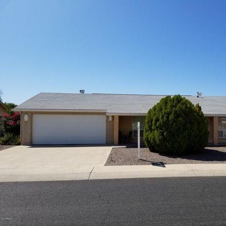 Rent this 2 bed house on W el Capitan Cir in Sun City, AZ