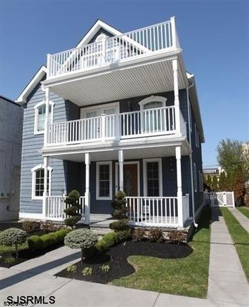 Rent this 5 bed house on 5 South Fredericksburg Avenue in Margate City, NJ 08406