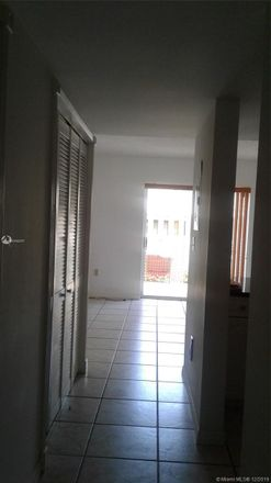 Rent this 3 bed townhouse on 9187 Fontainebleau Boulevard in Fountainbleau, FL 33172