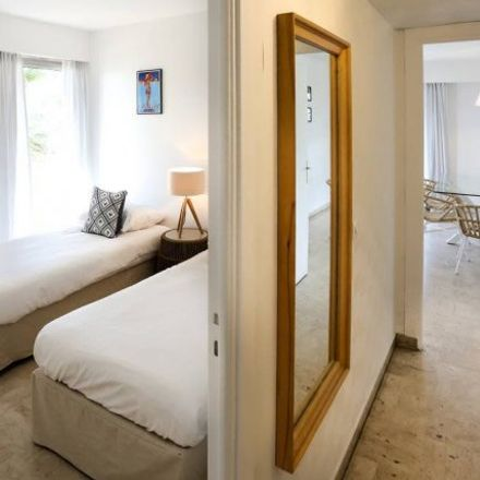 Rent this 2 bed apartment on 1 Avenue de Lyon in 06150 Cannes, France