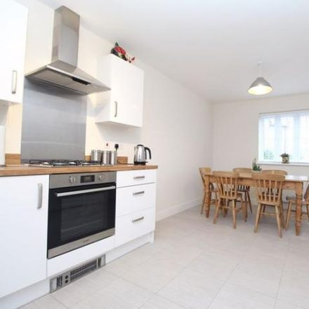 Rent this 3 bed house on Hare Meadow in Great Barford MK44 3ES, United Kingdom