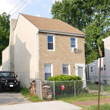 Rent this 2 bed house on 407 Hudson Street in Gloucester City, NJ 08030