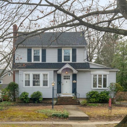 Rent this 4 bed house on 416 Maple Avenue in Haddon Township, NJ 08033