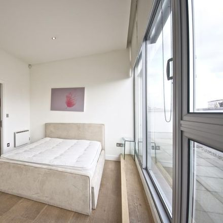 Rent this 3 bed apartment on The Trampery in Dereham Place, London EC2A 3HJ