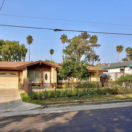 Rent this 3 bed house on 287 East Hammond Street in Pasadena, CA 91104