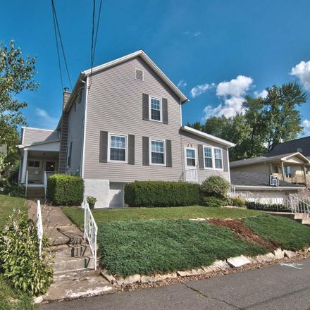 Rent this 3 bed house on 187 Chestnut Street in Archbald, PA 18403