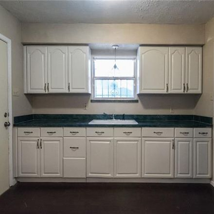 Rent this 2 bed house on 1240 South Marlborough Avenue in Dallas, TX 75208