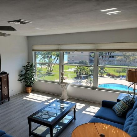 Rent this 1 bed condo on 300 64th Avenue in St. Pete Beach, FL 33706