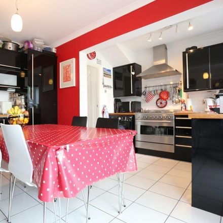 Rent this 3 bed house on Sheridan Terrace in Hove BN3 5AB, United Kingdom