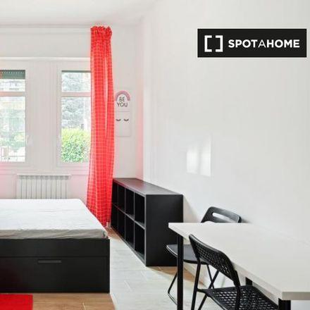 Rent this 3 bed room on Primaticcio in Via Francesco Primaticcio, 20147 Milan Milan