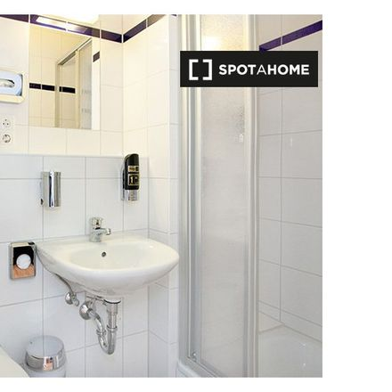 Rent this 6 bed room on A&O Amsterdam Zuidoost in Hogehilweg 22, 1101 CD Amsterdam