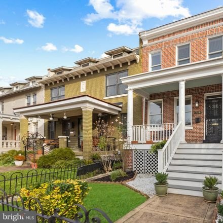 Rent this 3 bed townhouse on 328 13th Street Southeast in Washington, DC 20003