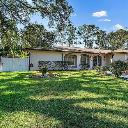 Rent this 4 bed house on 2460 Aquarius Rd in Orange Park, FL