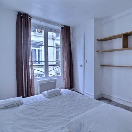 Rent this 1 bed apartment on 8 Boulevard de Bonne Nouvelle in 75010 Paris, France
