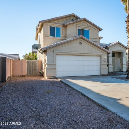 Rent this 4 bed house on 16275 West Tonto Street in Goodyear, AZ 85338