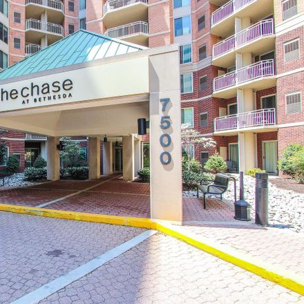 Rent this 2 bed condo on The Chase at Bethesda in 7500 Woodmont Avenue, Bethesda