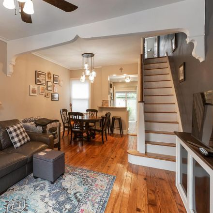 Rent this 3 bed townhouse on 819 North 28th Street in Philadelphia, PA 19130