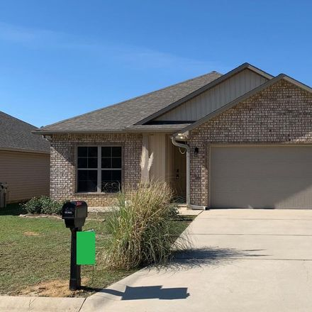 Rent this 3 bed house on 933 John Deere Ln in Cantonment, FL