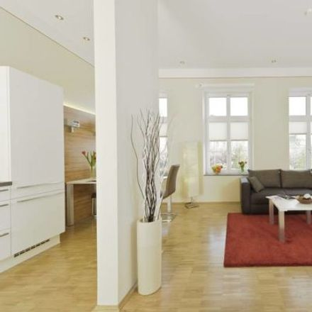 Rent this 2 bed apartment on Johannisplatz 20 in 04103 Leipzig, Germany
