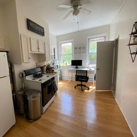 Rent this 1 bed apartment on 323 Grand Street in Hoboken, NJ 07030