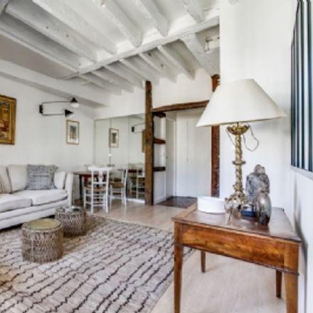 Rent this 1 bed apartment on 12 Rue du Vieux Colombier in 75006 Paris, France