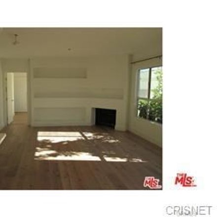 Rent this 2 bed condo on 939 Palm Avenue in West Hollywood, CA 90069