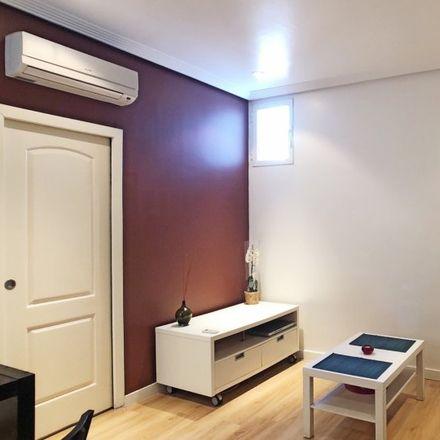 Rent this 1 bed apartment on Calle del Amparo in 90, 28012 Madrid